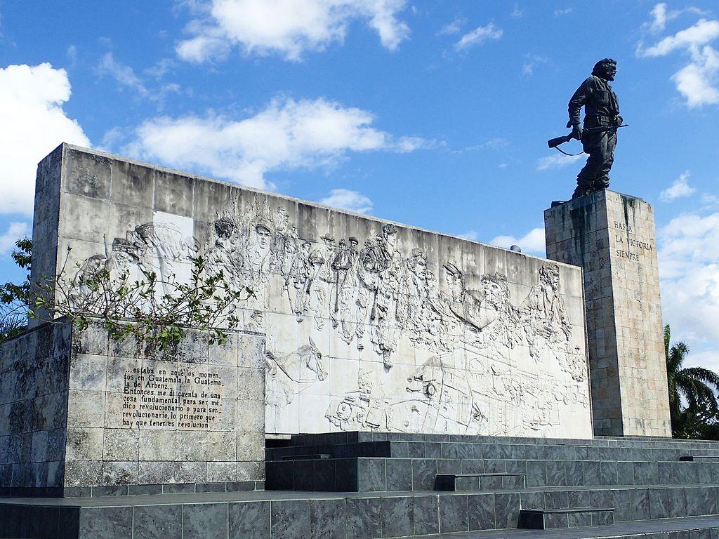 Monumentul Che Guevara din Santa Clara