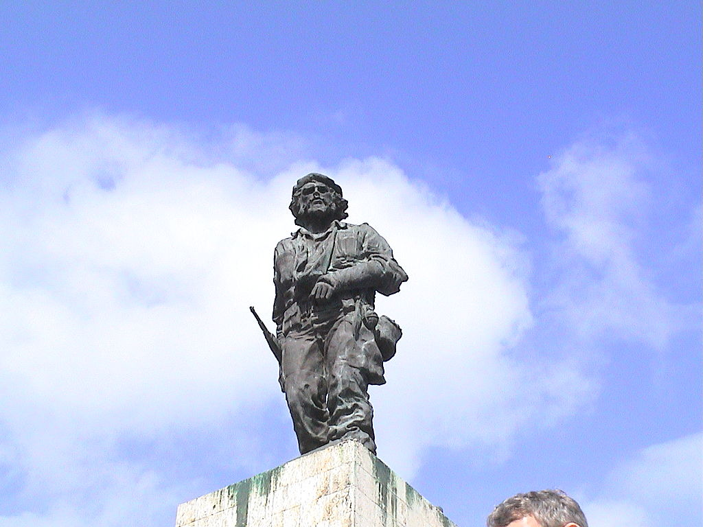 Monumentul Che Guevara din Santa Clara11