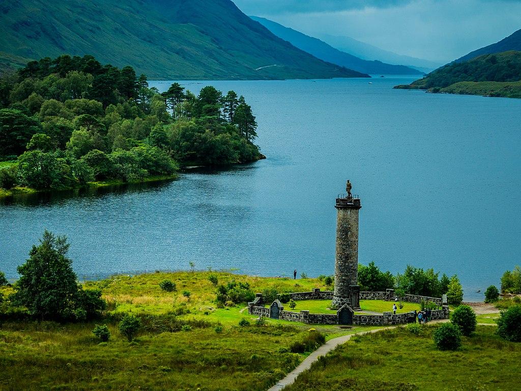 Monumentul Glenfinnan