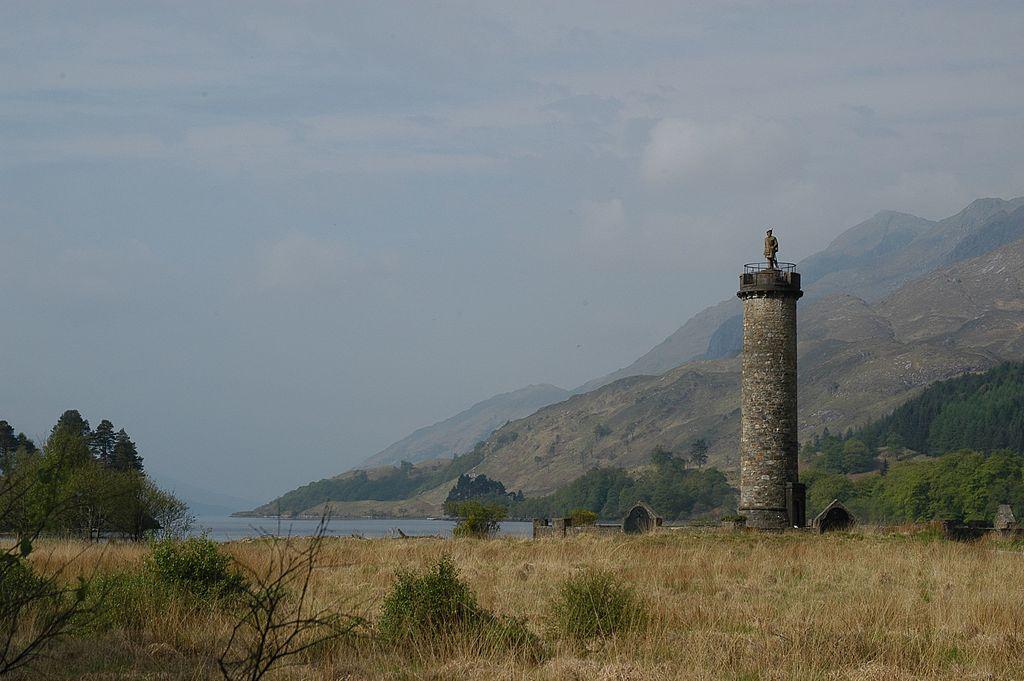 Monumentul Glenfinnan111