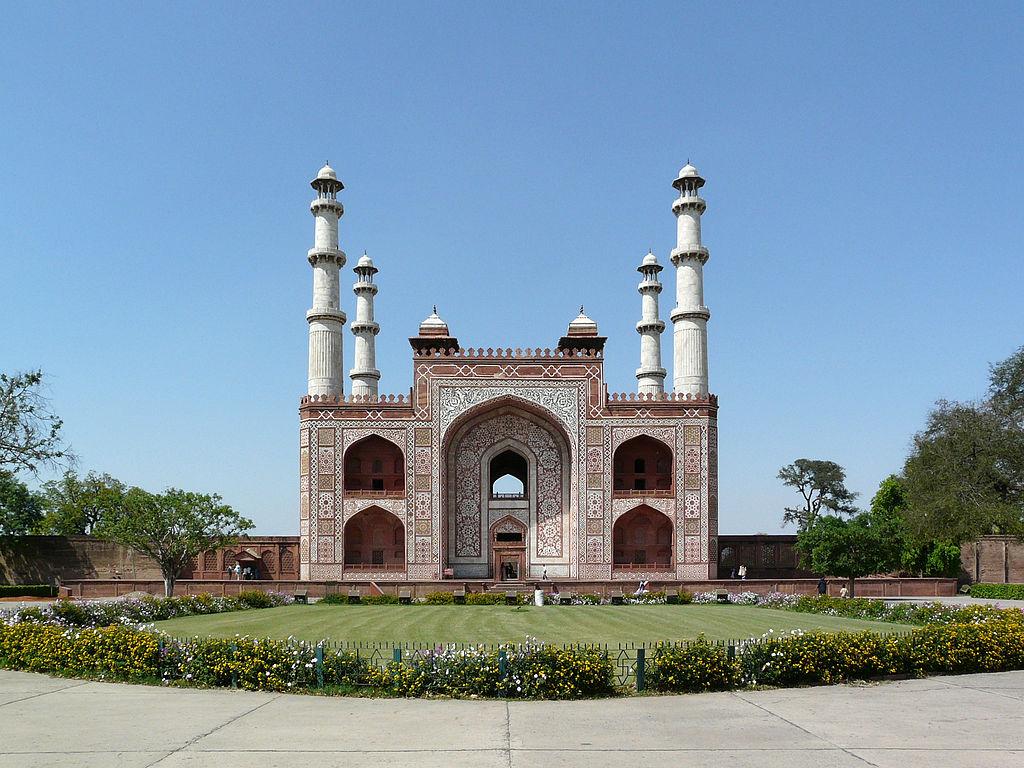 Mormântul împăratului Akbar