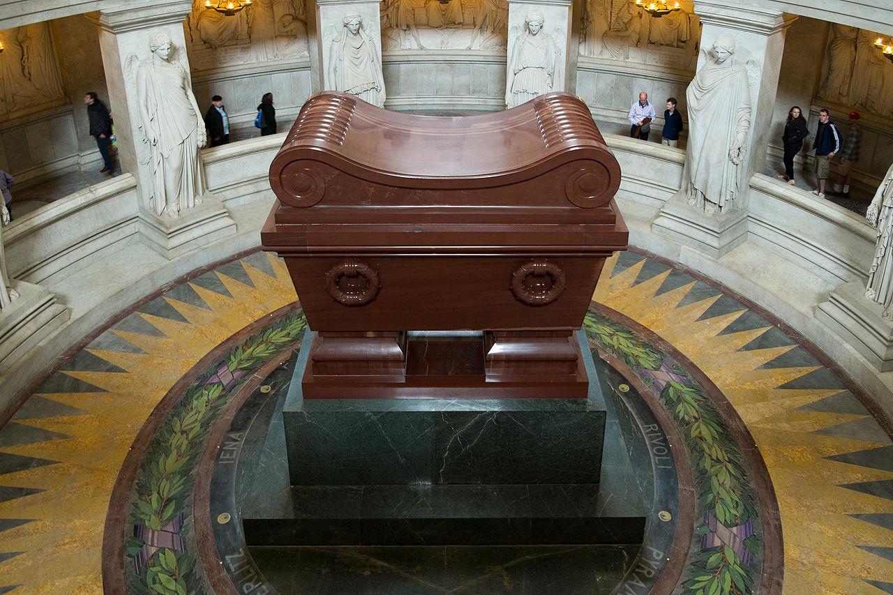 Mormantul lui Napoleon din Paris