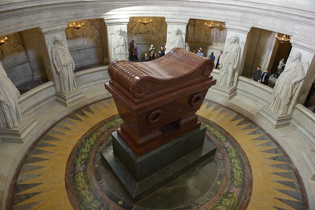Mormantul lui Napoleon din Paris11