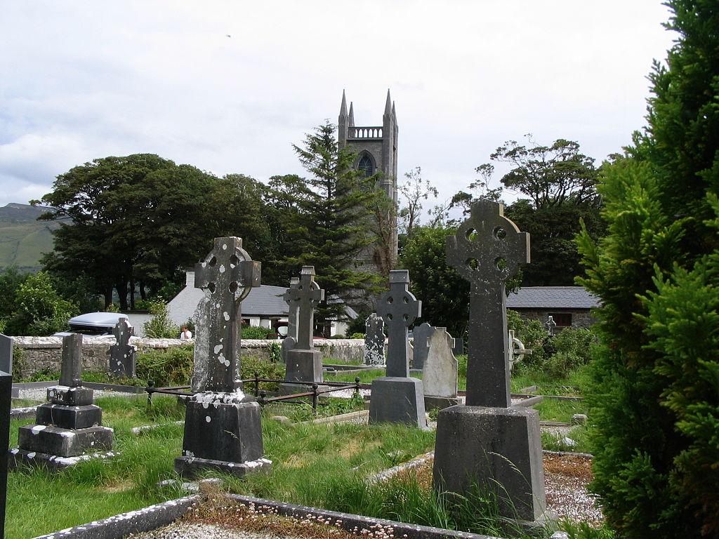 Mormantul lui W. B. Yeats