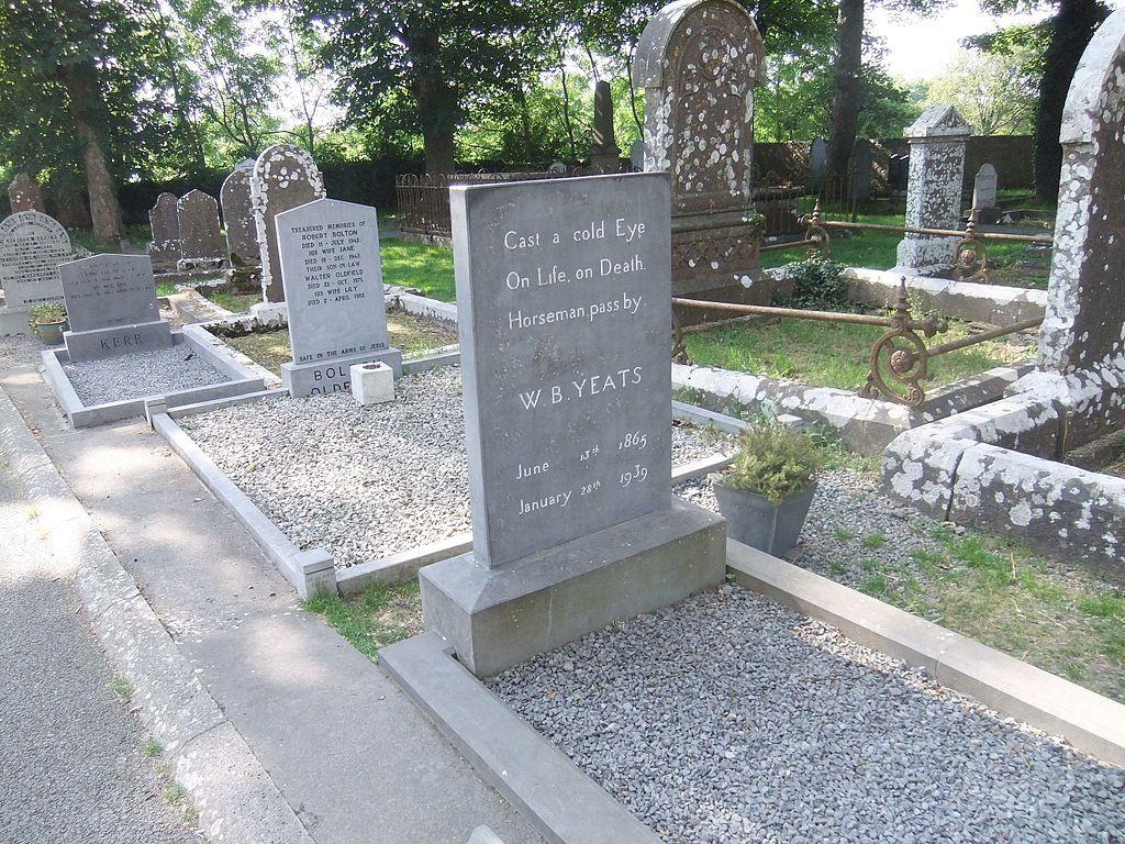 Mormantul lui W. B. Yeats1