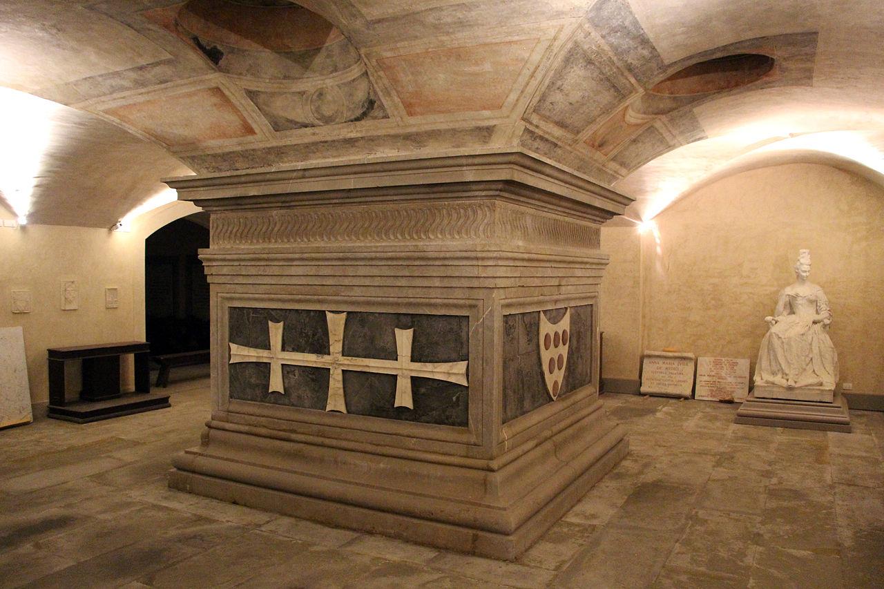 Mormintele Medici din Florenta