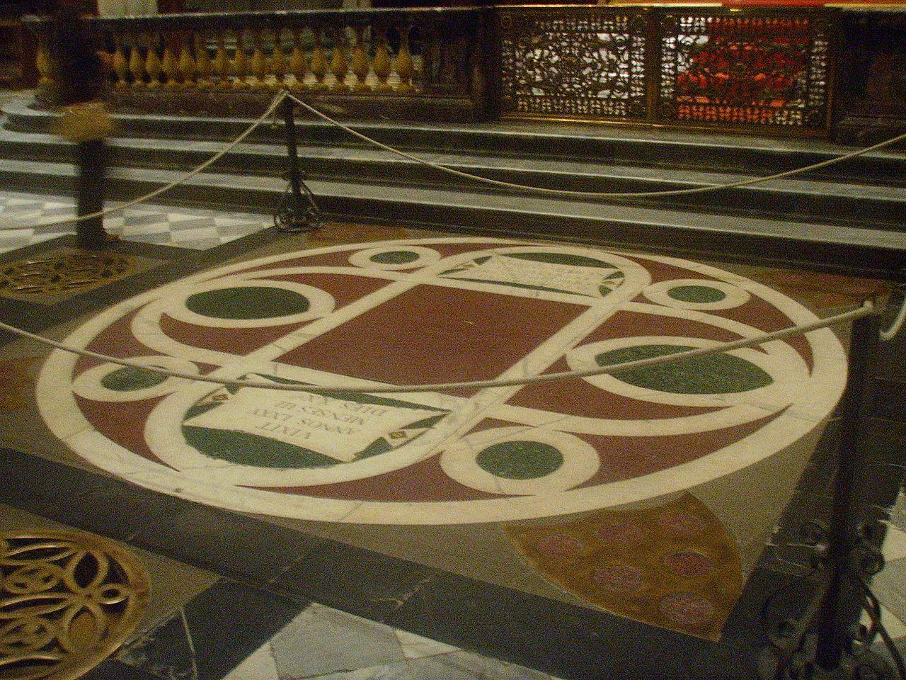Mormintele Medici din Florenta1