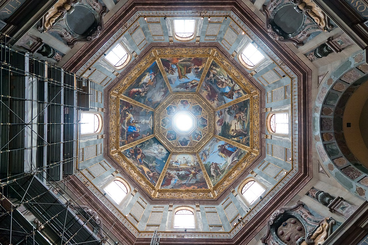 Mormintele Medici din Florenta111