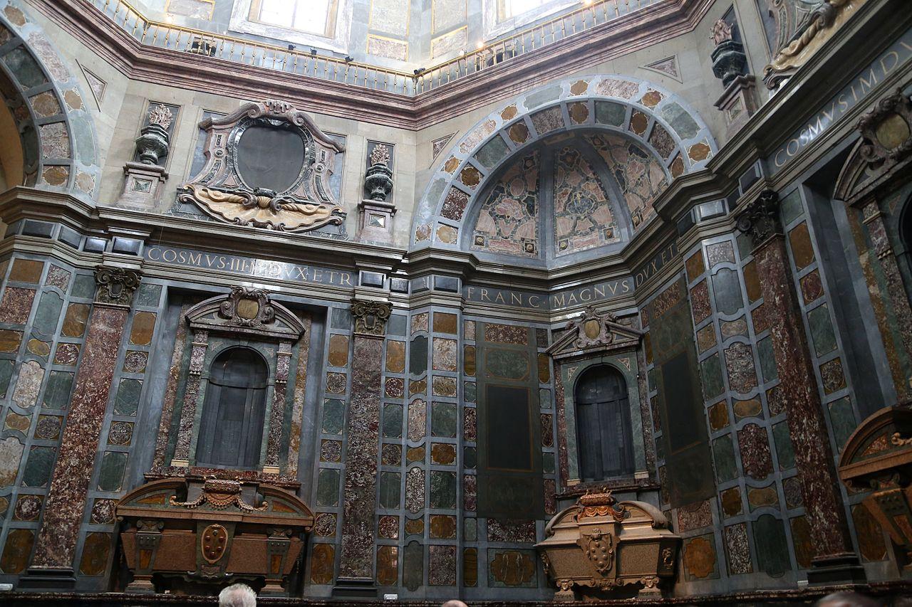 Mormintele Medici din Florenta1111