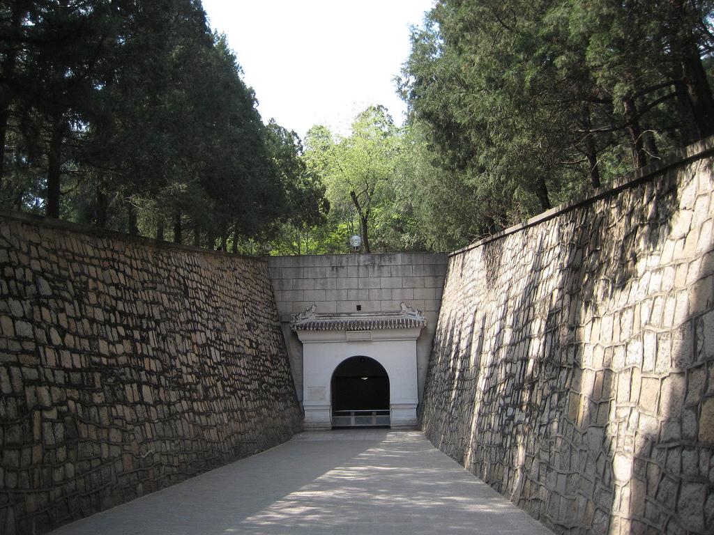Mormintele Ming1111