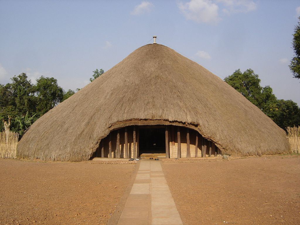 Mormintele regale Buganda
