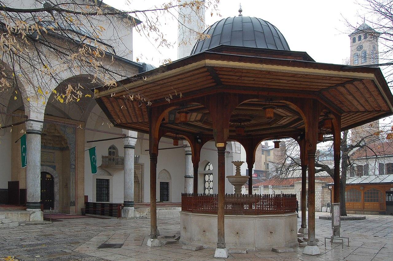 Moscheea Begova