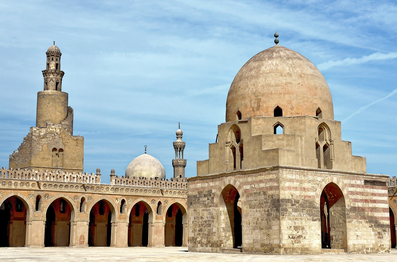 Moscheea Ibn Tulun111