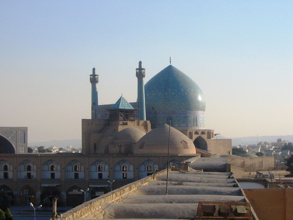 Moscheea Imam din Esfahan11