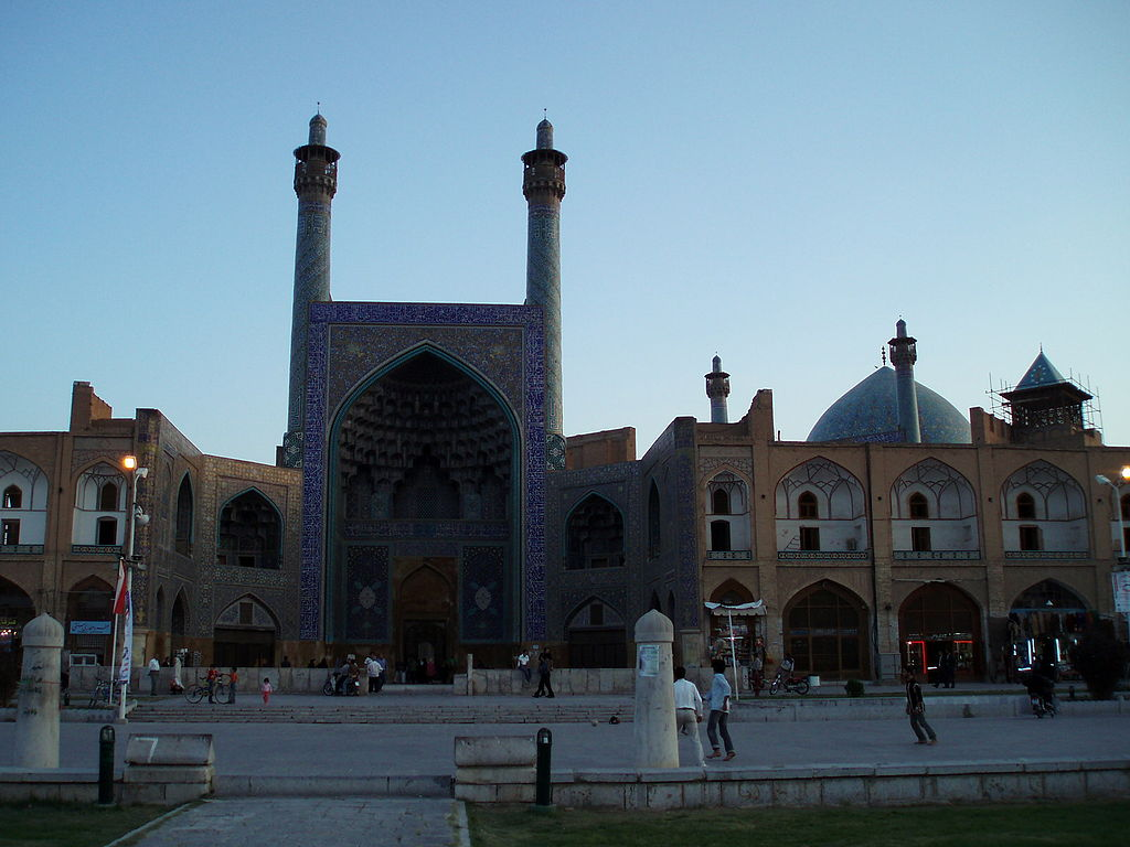 Moscheea Imam din Esfahan1111