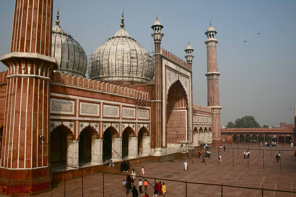 Moscheea Jama Masjid1