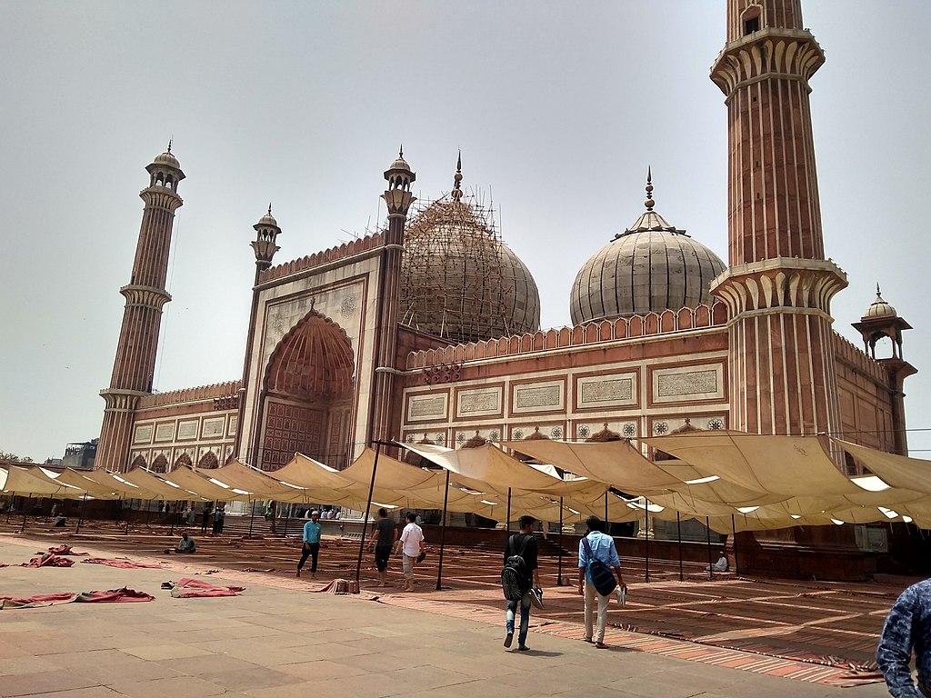 Moscheea Jama Masjid111