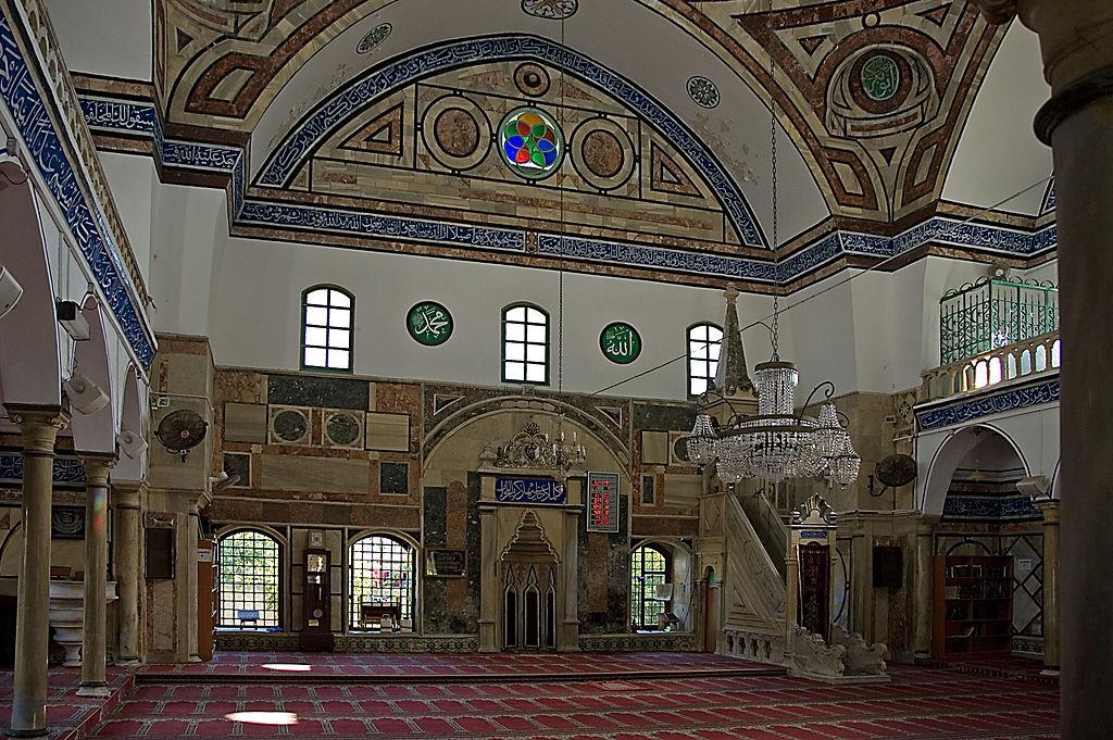 Moscheea Jezzar Pașa