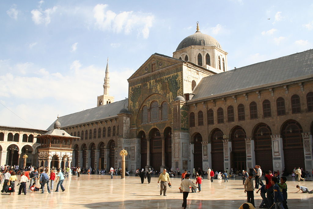 Moscheea Umayyada