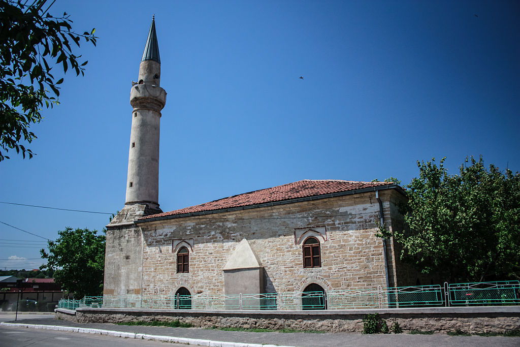 Moscheea lui Ali Gaza-Pașa