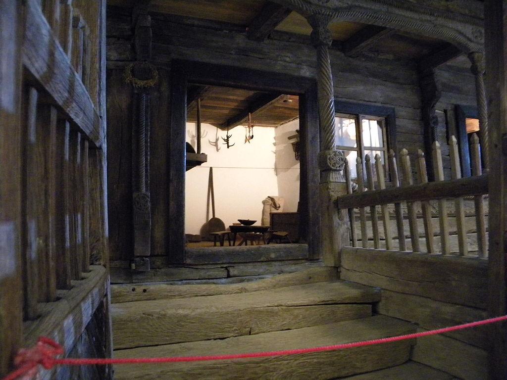 Muzeul Țăranului Român interior11