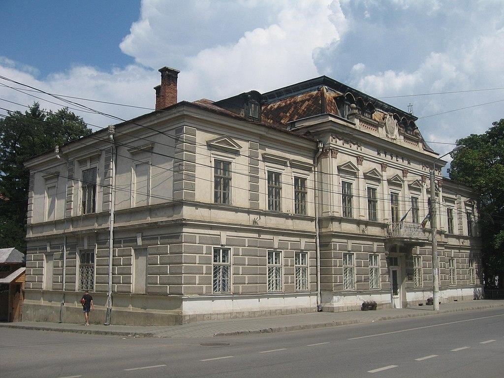"""Muzeul """"Arta Lemnului"""" din Câmpulung Moldovenesc"""