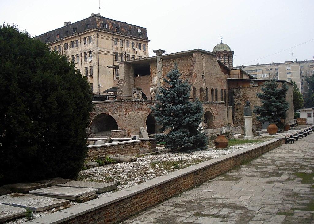 """Muzeul """"Curtea Veche"""""""