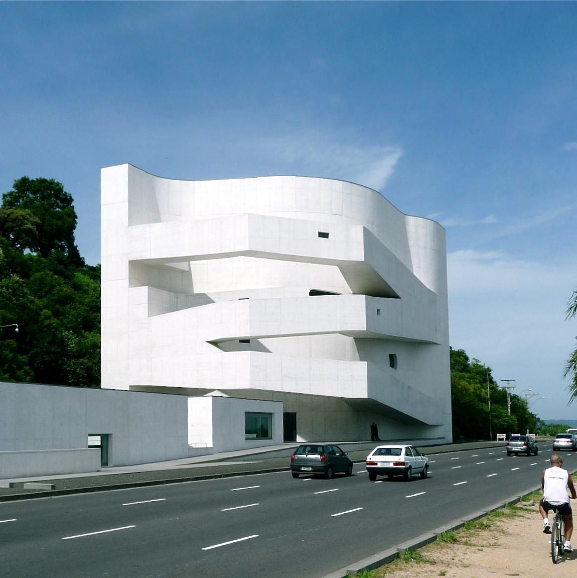 Muzeul Fundacao Ibere Camargo