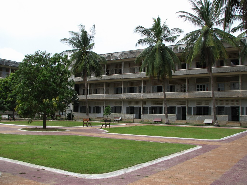 Muzeul Genocidului Toul Sleng