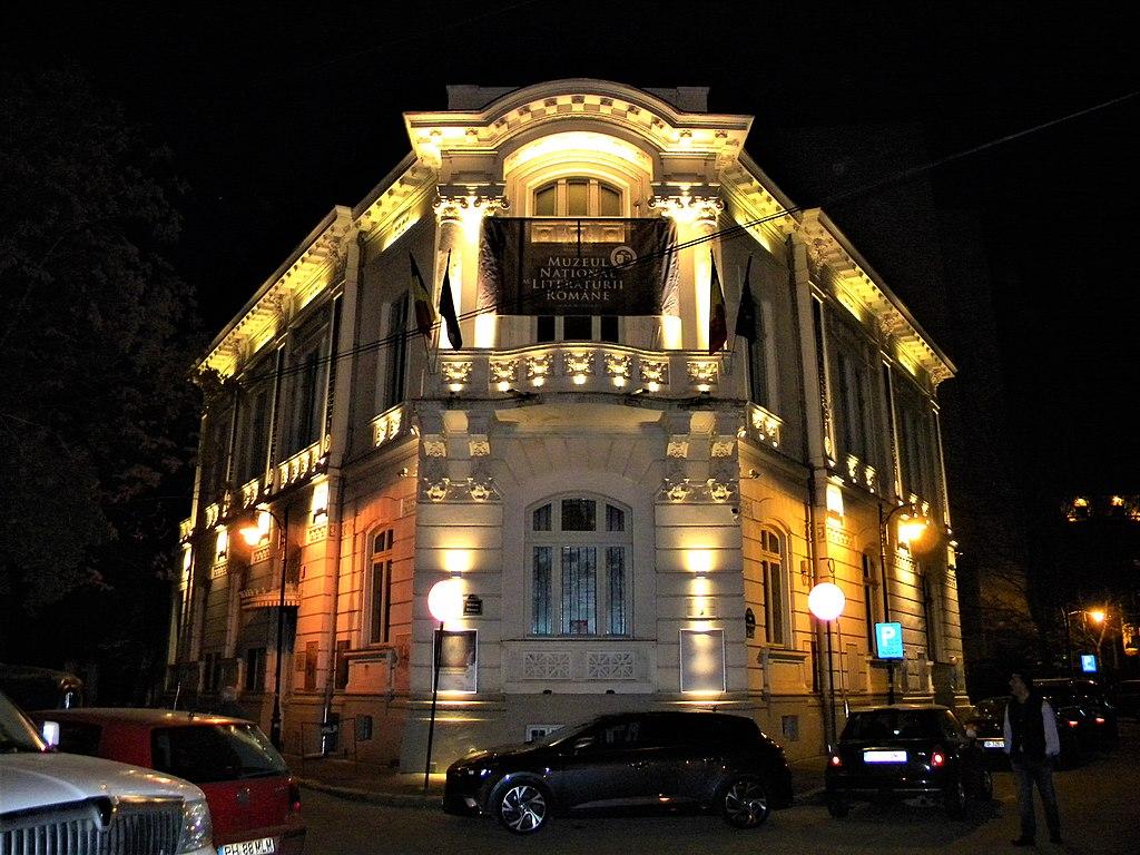 Muzeul Literaturii Române111