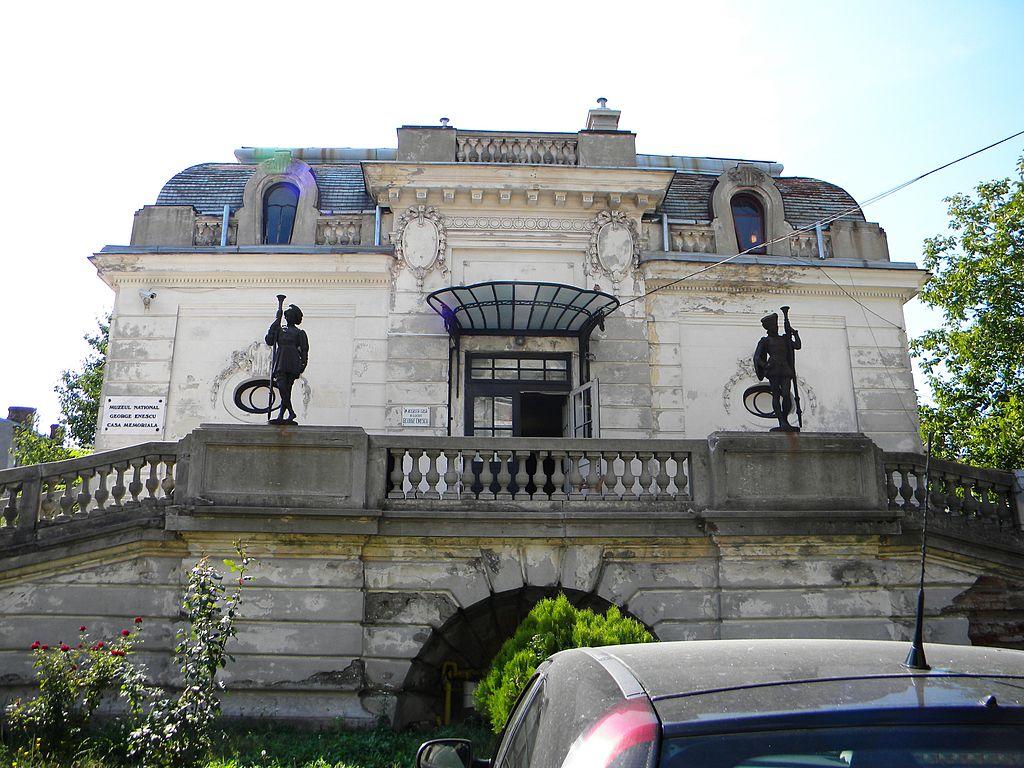 """Muzeul Naţional """"George Enescu"""" – Bucureşti"""