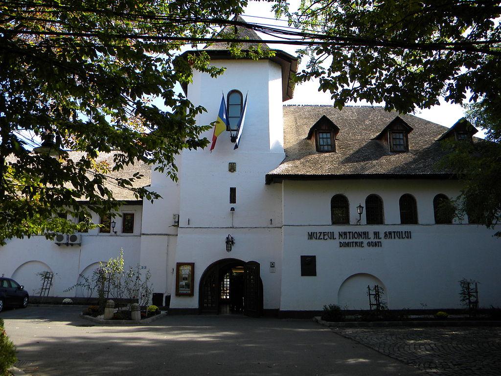 """Muzeul Naţional al Satului """"Dimitrie Gusti"""""""