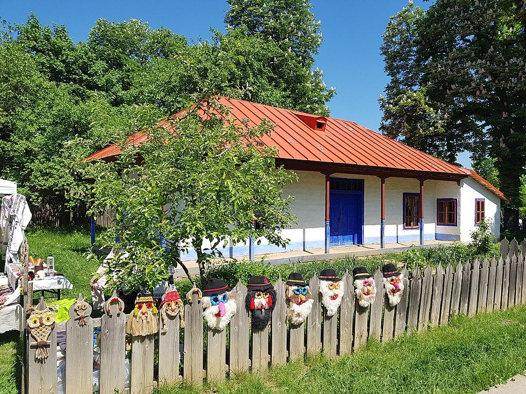 """Muzeul Naţional al Satului """"Dimitrie Gusti""""11"""