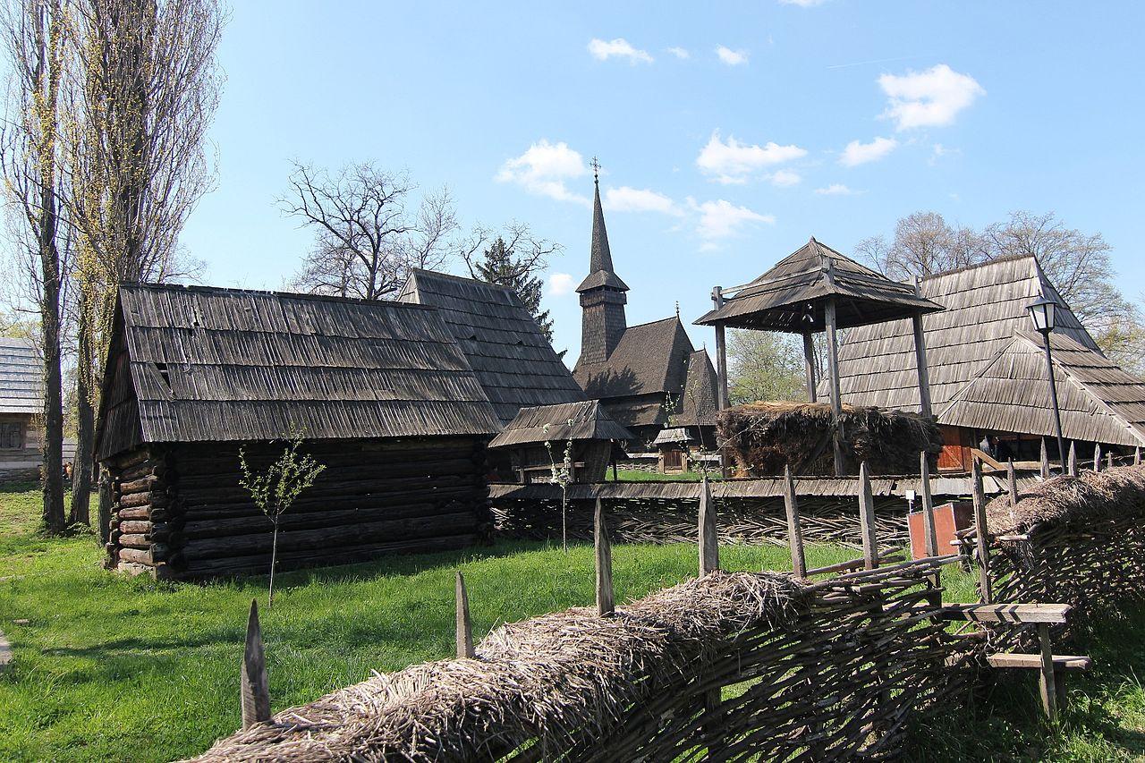 """Muzeul Naţional al Satului """"Dimitrie Gusti""""2"""