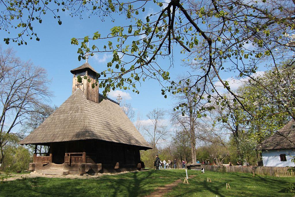 Muzeul Național al Satului Românesc