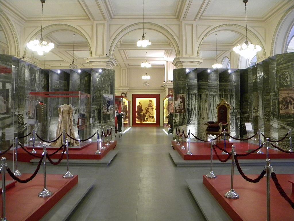 Muzeul National de Istorie Sala Costume