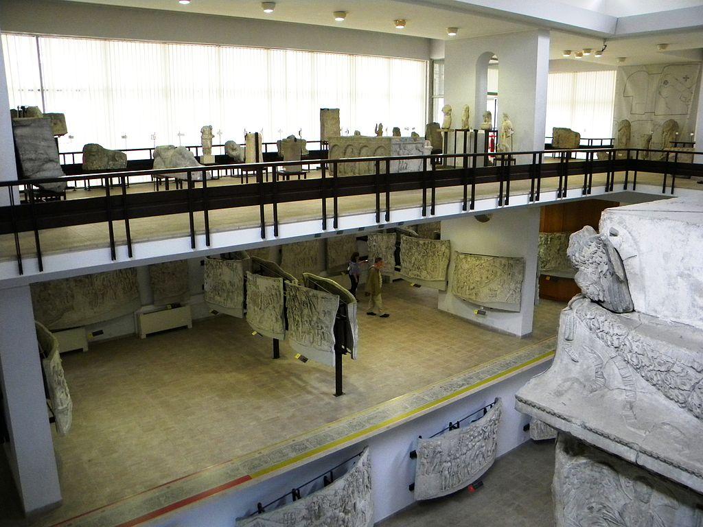 Muzeul National de Istorie interior