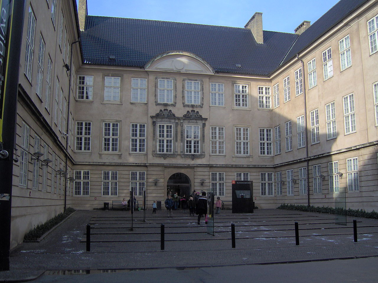 Muzeul National din Copenhaga1