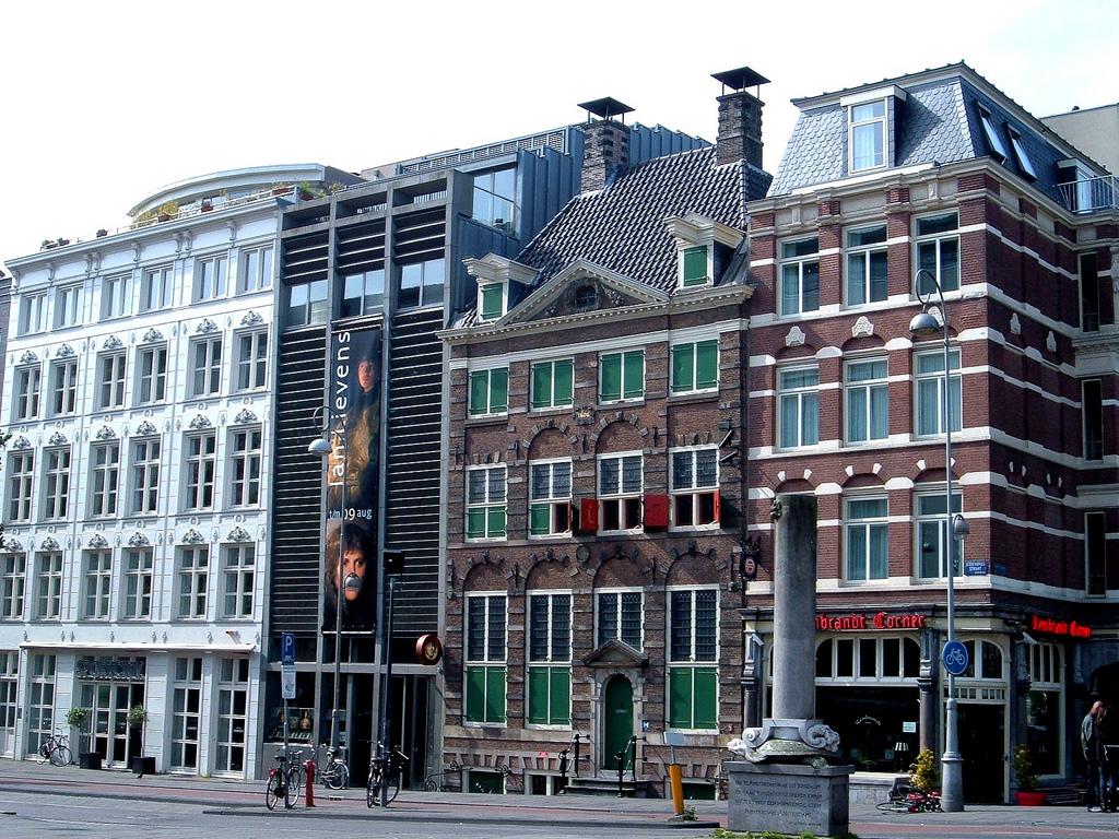 Muzeul Rembrandt din Amsterdam