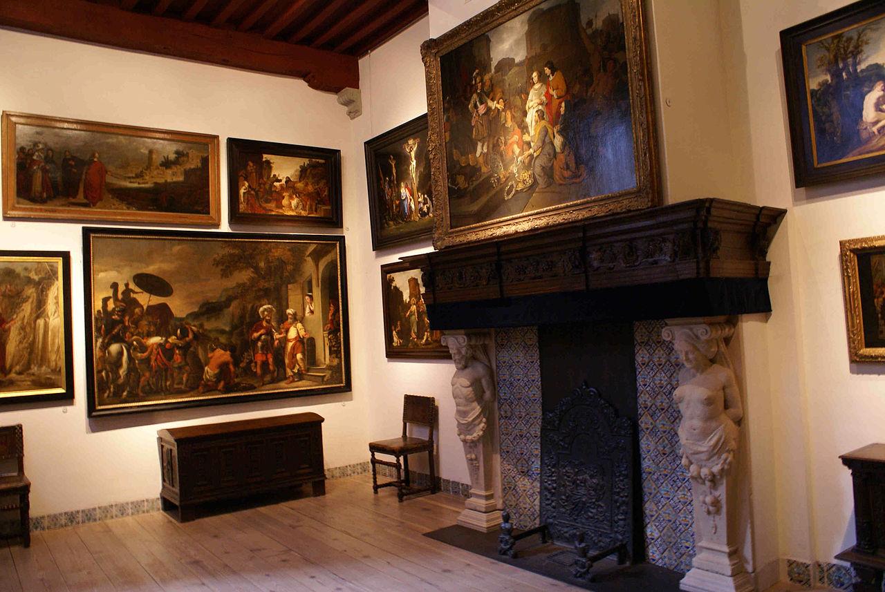 Muzeul Rembrandt din Amsterdam1