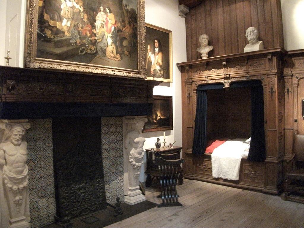 Muzeul Rembrandt din Amsterdam11