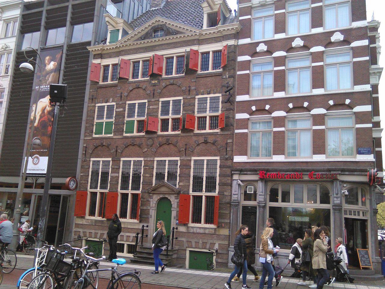 Muzeul Rembrandt din Amsterdam1111