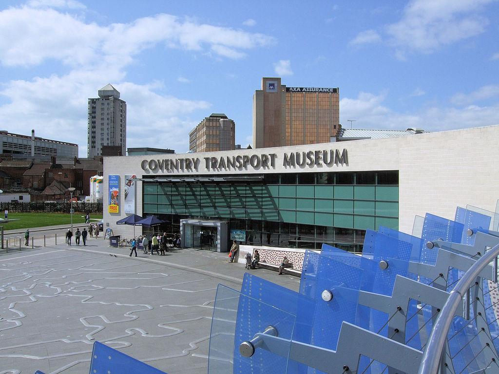Muzeul Transporturilor din Coventry