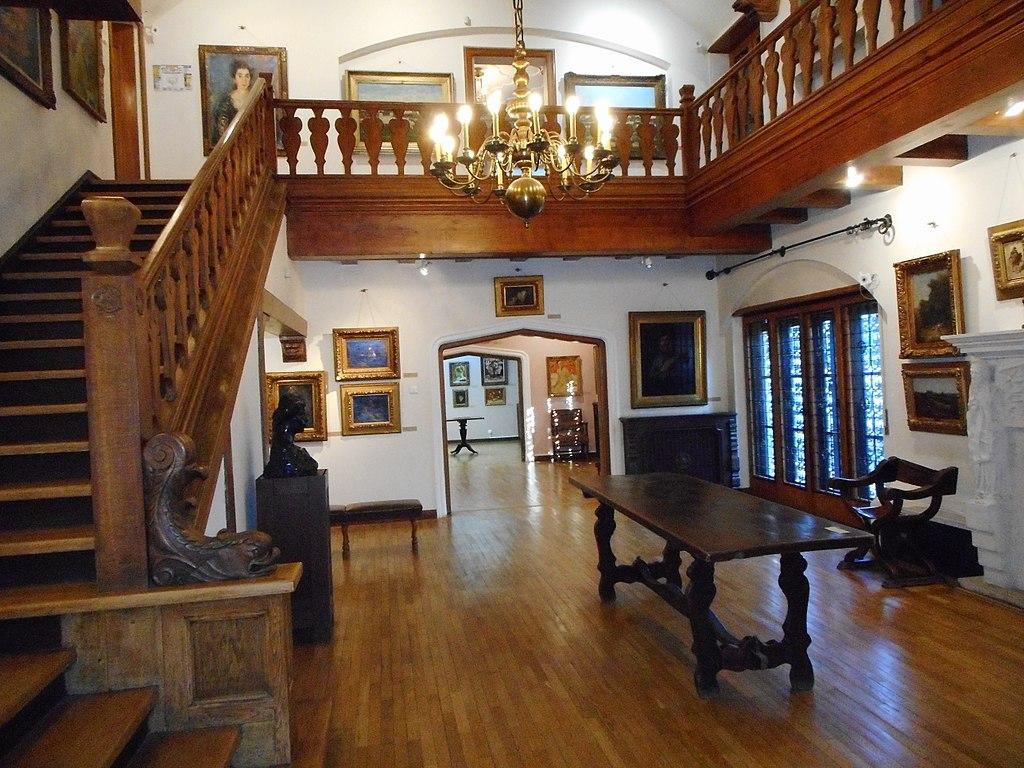 Muzeul Zambaccian interior