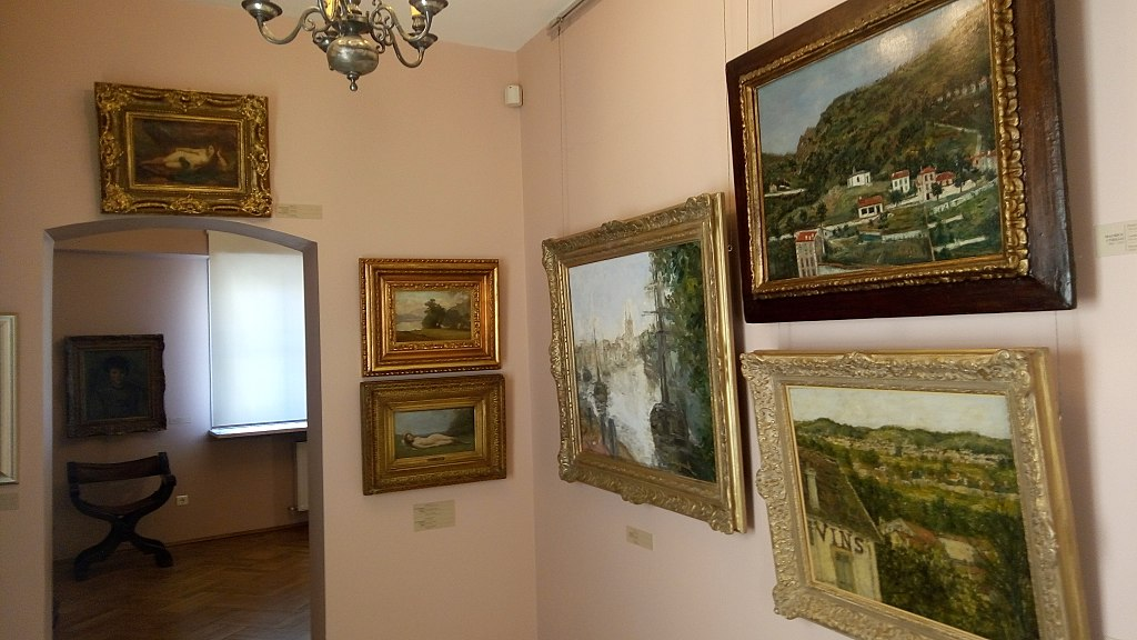 Muzeul Zambaccian tablouri