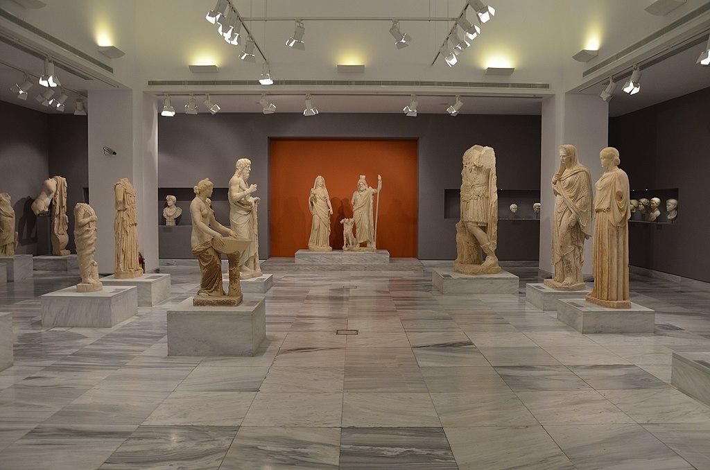Muzeul de Arheologie din Heraklion