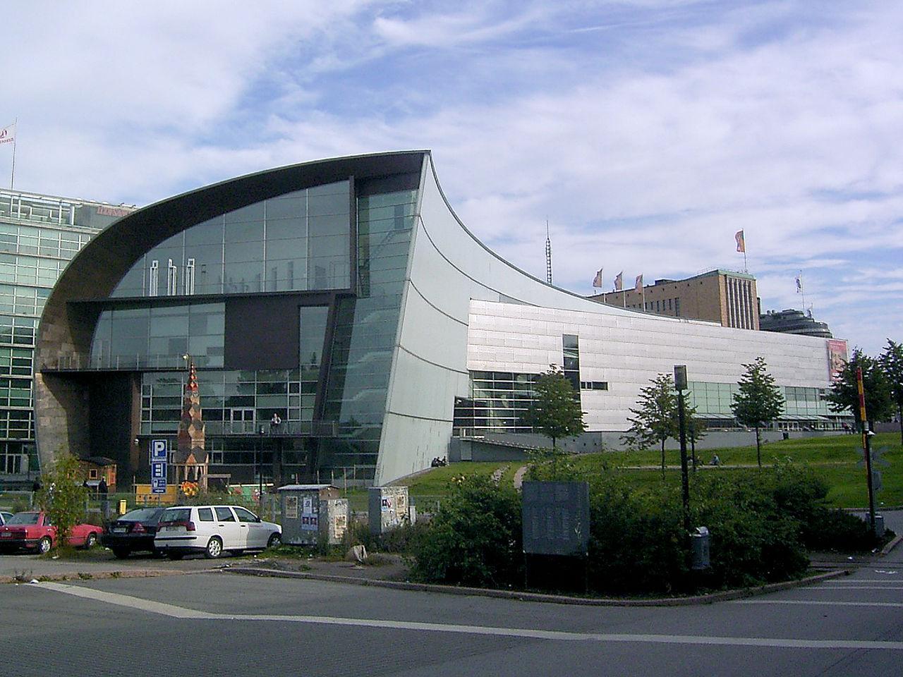 Muzeul de arta contemporana Kiasma