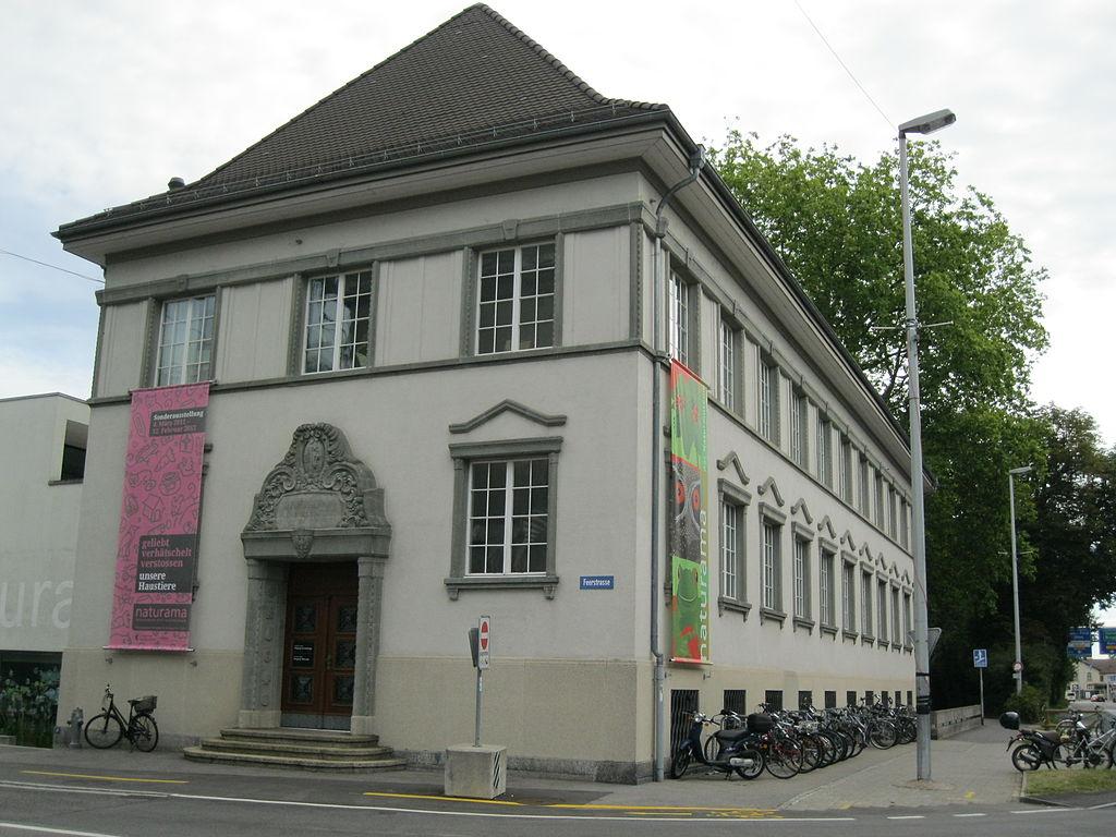 Muzeul de istorie naturală din Aarau