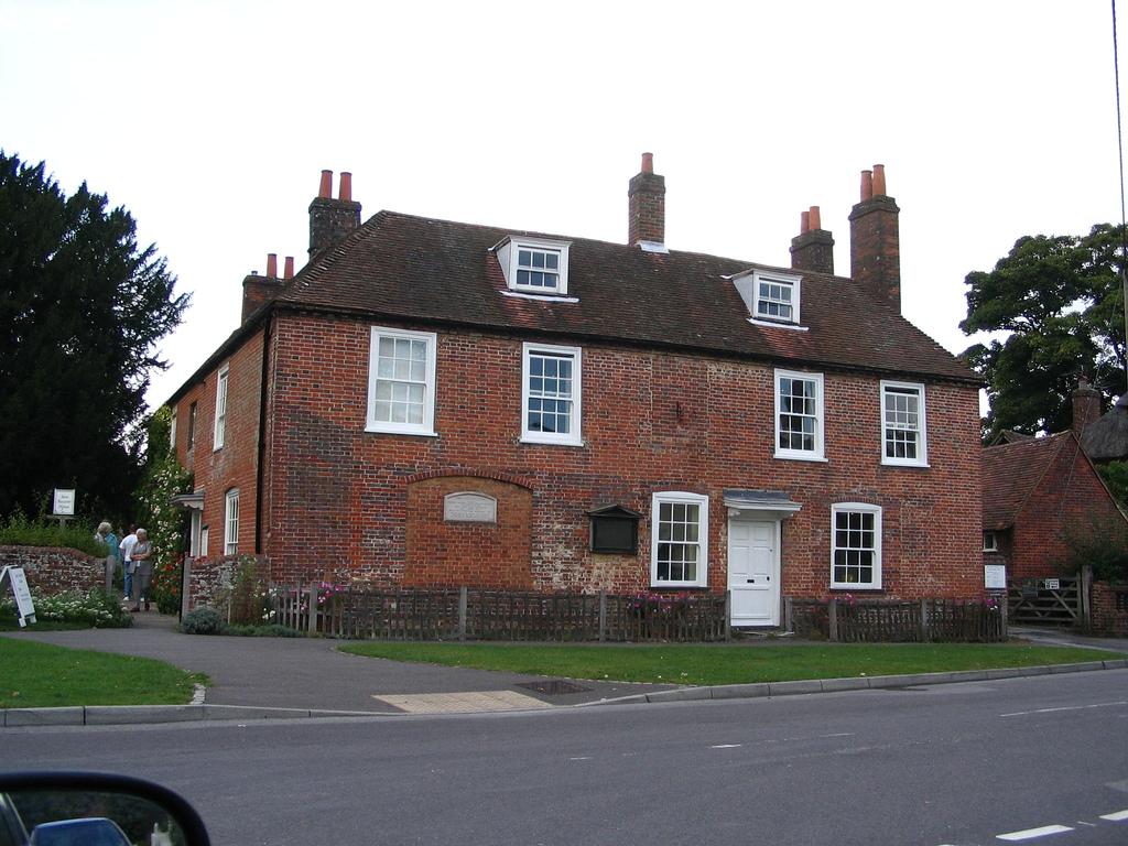 Muzeul familiei Austen