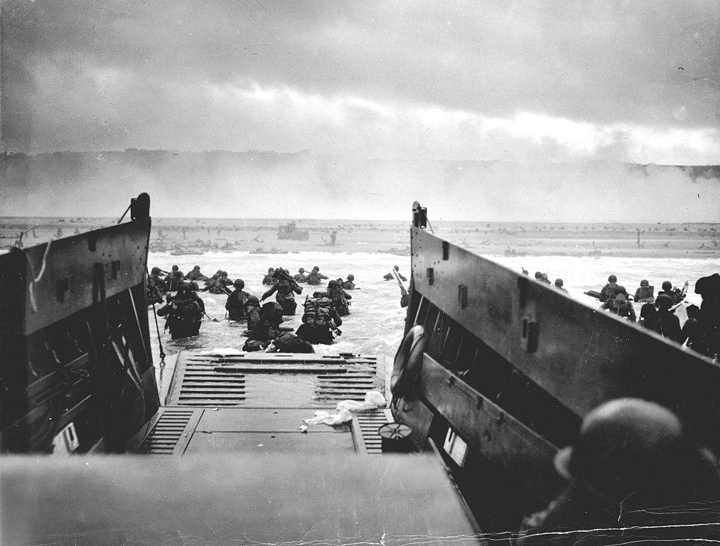 Normandia in timpul razboiului1